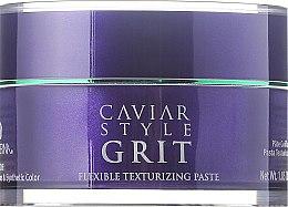 Парфюмерия и Козметика Структурираща паста за заглаждане на косата с черен хайвер - Alterna Caviar Style Grit Flexible Texturizing Paste
