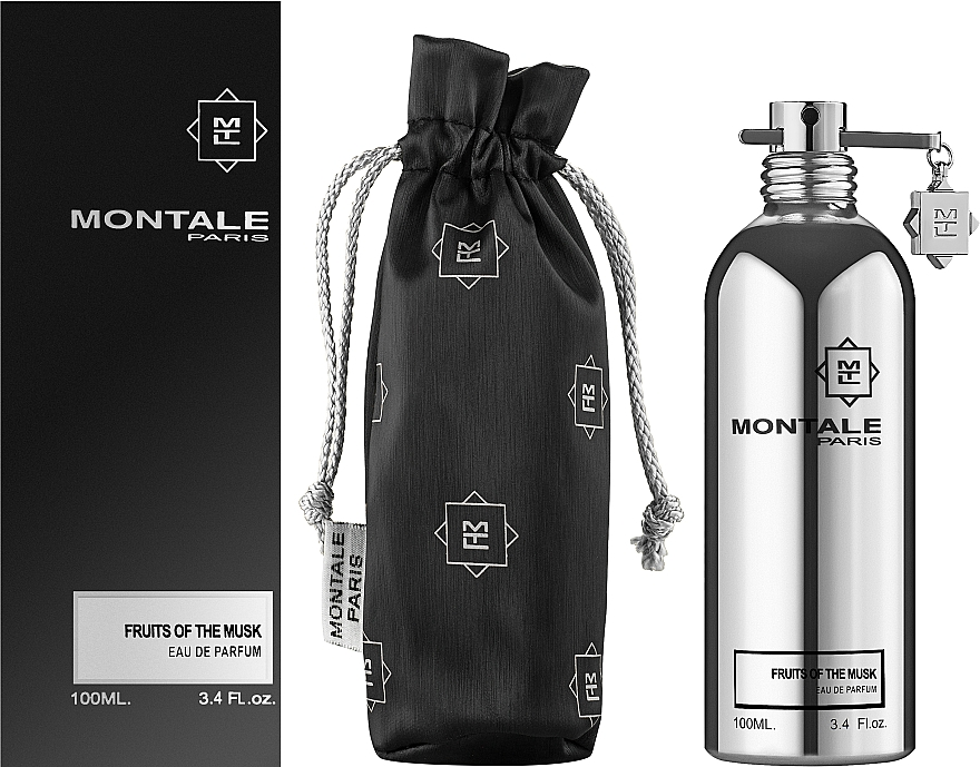Montale Fruits of The Musk - Парфюмна вода — снимка N2