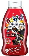 """Парфюмерия и Козметика 2 в 1 продукт за измиване """"Супергерой"""" - Bobini"""