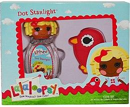 Парфюмерия и Козметика Lalaloopsy Dot Starlight - Комплект (edt/50ml + hair clip)