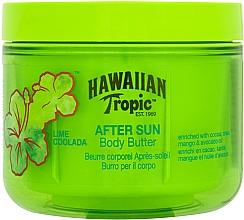 Парфюмерия и Козметика Масло за след слънце - Hawaiian Tropic Lime Coolada Body Butter After Sun