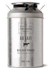 Парфюми, Парфюмерия, козметика Млечна пудра за вана - Scottish Fine Soaps Au Lait Milk Bath Powder