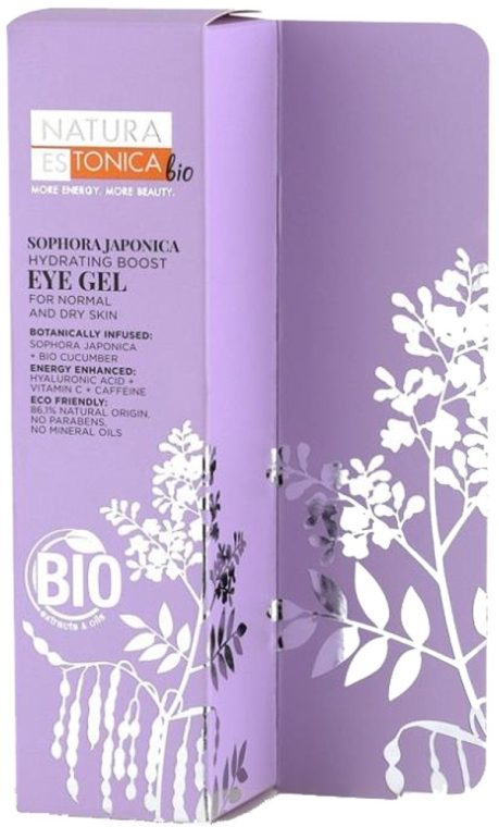 Гел за очи с Японска акация - Natura Estonica Sophora Japonica Eye Gel