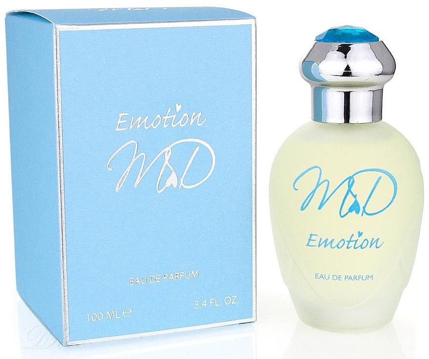 M&D Emotion - Парфюмна вода — снимка N1