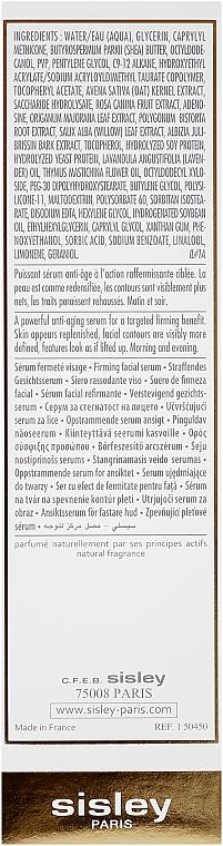 Концентриран серум за еластична кожа - Sisley L'Integral Anti-Age Firming Concentrated Serum — снимка N3