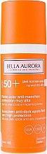 Парфюмерия и Козметика Слънцезащитен флуид за лице - Bella Aurora Anti-Manchas Treatment SPF50+