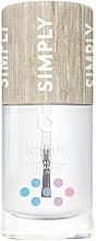 Парфюмерия и Козметика Топ лак - Kabos Simply Top Coat Clean Beauty Top Coat