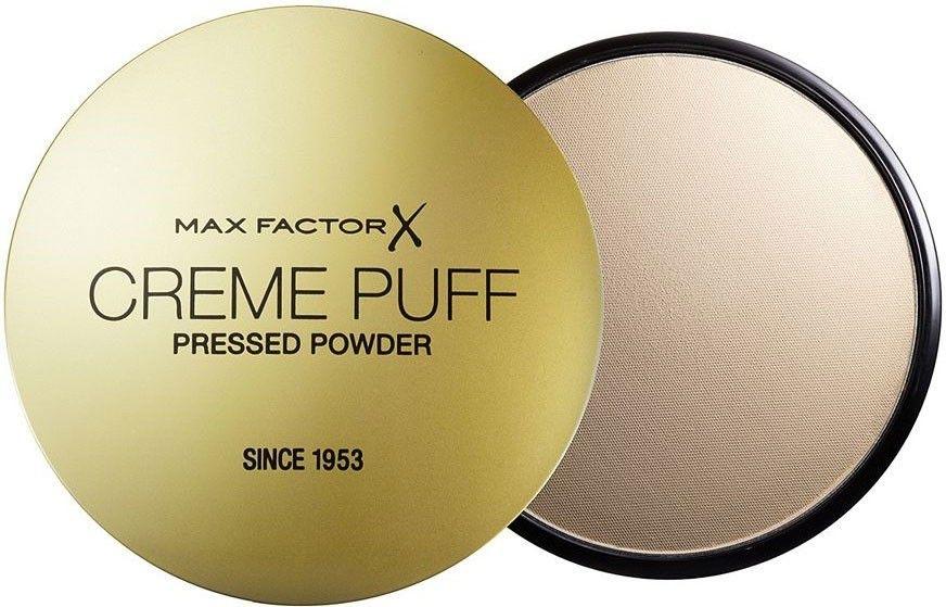 Компактна пудра за лице (без гъбичка) - Max Factor Creme Puff Pressed Powder