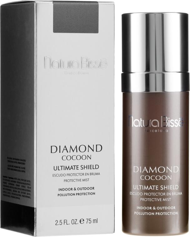 Защитен спрей за лице - Natura Bisse Diamond Cocoon Ultimate Shield