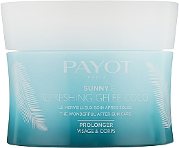 Парфюмерия и Козметика Освежаващо желе за тяло - Payot Sunny Payot Refreshing Jelly Coco After-Sun Care