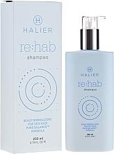 Парфюмерия и Козметика Нормализиращ шампоан за мазна коса - Halier Re:hab Shampoo