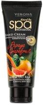 """Крем для рук """"Папайя и Грейпфрут"""" - Verona Laboratories Papaya & Grapefruit Hand Cream — снимка N1"""
