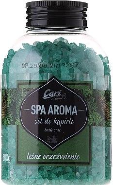Соли за вана - Cari Spa Aroma Salt For Bath — снимка N1