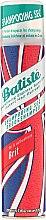Парфюмерия и Козметика Сух шампоан с цветно-дървесен аромат - Batiste Brit Fier & Authentique Dry Shampoo