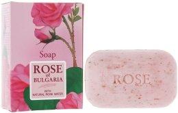 Парфюми, Парфюмерия, козметика Натурален козметичен сапун с розово вода - BioFresh Rose of Bulgaria Soap