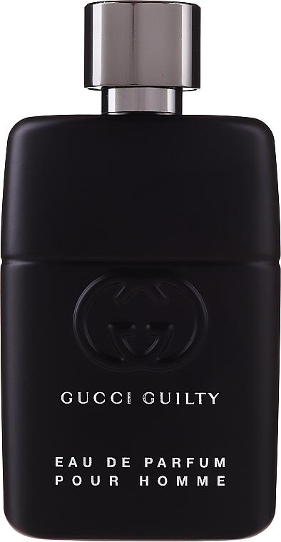 Gucci Guilty Pour Homme - Комплект парфюмна вода (edp/50 ml + edp/15 ml) — снимка N4