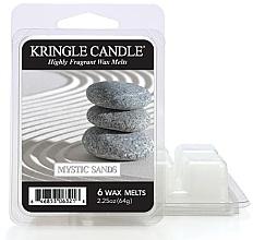 Парфюмерия и Козметика Ароматен восък - Kringle Candle Wax Melt Mystic Sands