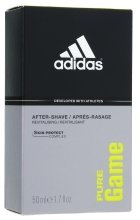 Adidas Pure Game After-Shave Revitalising - Афтършейв — снимка N1