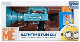 Парфюмерия и Козметика Комплект за деца - Corsair Despicable Me (пяна за вана/125ml + играчка)