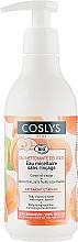 Парфюмерия и Козметика Почистваща вода за деца с органична кайсия, без алергени - Coslys Baby Care Cleansing Water With Organic Apricot Extract