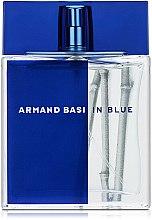 Парфюмерия и Козметика Armand Basi In Blue - Тоалетна вода (тестер с капачка)