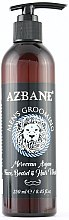 Парфюмерия и Козметика Шампоан за коса и брада - Azbane Men's Grooming Face Beard & Hair Wash