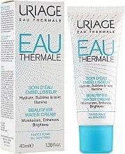 Парфюмерия и Козметика Хидратиращ крем за лице с озаряващ ефект - Uriage Eau Thermale Beautifier Water Cream
