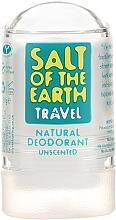 Парфюмерия и Козметика Натурален кристален дезодорант - Salt of the Earth Crystal Travel Deodorant