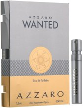 Парфюми, Парфюмерия, козметика Azzaro Wanted - Тоалетна вода (мостра)