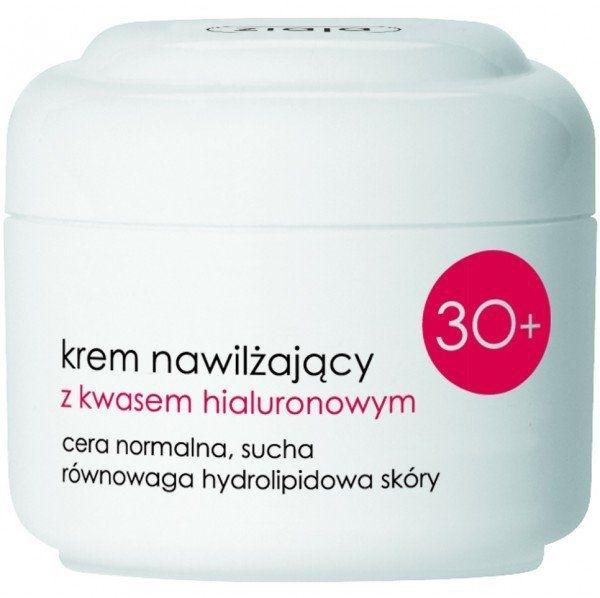 """Овлажняващ крем за лице за суха и нормална кожа """"30+"""" - Ziaja Moisturizing Cream"""