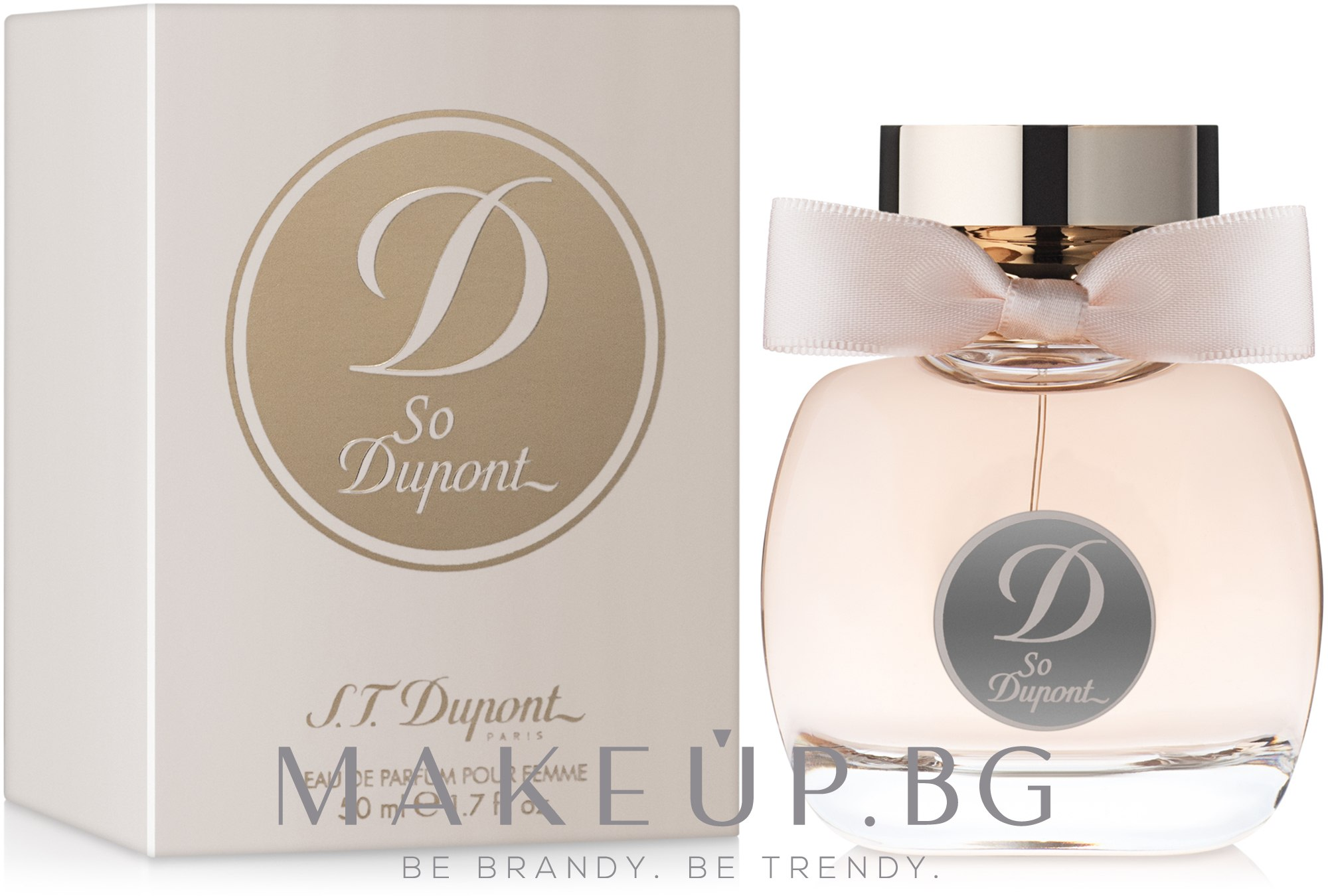S.T. Dupont So Dupont Pour Femme - Парфюмна вода — снимка 50 ml