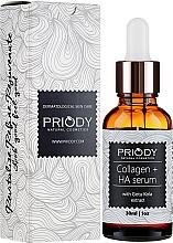 Парфюмерия и Козметика Анти стареещ серум за лице - Priody Anti-Aging Collagen Serum