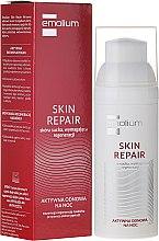 Парфюми, Парфюмерия, козметика Нощен крем за лице - Emolium Skin Repair Cream
