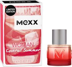 Парфюмерия и Козметика Mexx Cocktail Summer Woman - Тоалетна вода