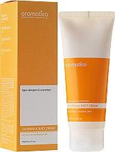 Парфюмерия и Козметика Хидратиращ крем - Aromatica Calendula Juicy Cream