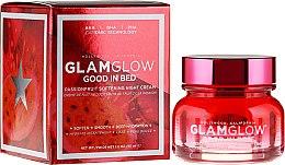 Парфюмерия и Козметика Нощен крем за лице - GlamGlow Good In Bed PassionFruit Skin Softening Cream
