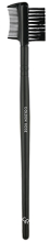 Парфюми, Парфюмерия, козметика Двустранна четка за вежди и мигли - Golden Rose Brow&Lash Brush and Comb