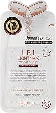 Парфюмерия и Козметика Изсветляваща маска-капсула за лице - Mediheal I.P.I Lightmax Ampoule Mask Ex