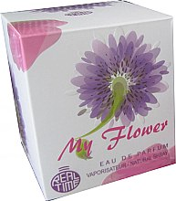 Парфюмерия и Козметика Real Time My Flower - Парфюмна вода