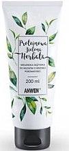 Парфюми, Парфюмерия, козметика Балсам за средна порьозност на косата - Anwen Protein Vegan Conditioner for Hair with Medium Porosity Green Tea