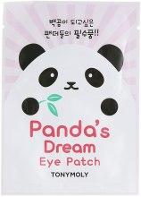 Парфюмерия и Козметика Маска за околоочна зона - Tony Moly Pandas Dream Eye Patch