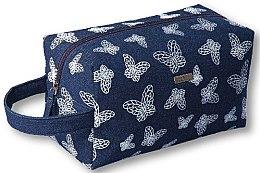Парфюми, Парфюмерия, козметика Козметична чанта, 96204, синя - Top Choice