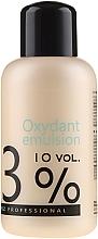 Парфюмерия и Козметика Водороден пероксид на крем 3% - Stapiz Professional Oxydant Emulsion 10 Vol