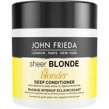 Парфюми, Парфюмерия, козметика Маска за руса коса - John Frieda Sheer Blonde Go Blonder Deep Conditioner