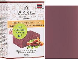 Парфюмерия и Козметика Сапун с екстракт от тамаринд - Sabai Thai Herbal Tamrind Soap