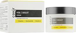 Парфюмерия и Козметика Изсветляващ крем за лице с витамин С - Coxir Vita C Bright Cream