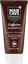 Парфюмерия и Козметика Шампоан с кофеин - Man Cave Caffeine Shampoo