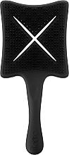Парфюмерия и Козметика Четка за коса - Ikoo Paddle X Classic Beluga Black