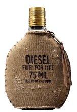 Парфюмерия и Козметика Diesel Fuel for Life Homme - Тоалетна вода (тестер с капачка)