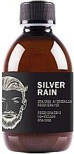 Парфюмерия и Козметика Шампоан за неутрализиране на жълти оттенъци - Nook Dear Beard Silver Rain Shampoo